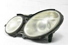 03-06 Mercedes W211 E320 E500 Halogen Headlight Lamp Left Driver Side OEM