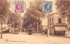 BC60605 Verviers Avenue de spa 2 tramway tram Eagle Cancel Judaica Marcowitz 332