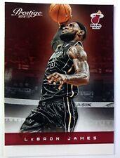 2012-13 Panini Prestige LeBron James #79, Miami Heat