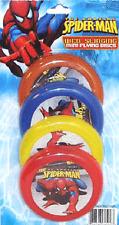 Spiderman Mini Frisbee Set / Fun 4 Kids / Party Favors