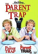 The Parent Trap 2 Movie Collection (2-Disc DVD Set) Hayley Mills, Maureen O'Hara
