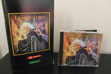 "Lands of Lore ""The Throne of Chaos"" (PC, 1997) *Tested with Manual"