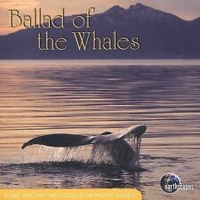 Earthscapes : Ballad of the Whales CD