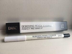 DHC DESIGNING EYEBROW PENCIL PERFECT PRO MAKEUP BK01 BLACK BNIB RRP £9