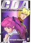 manga STAR COMICS GUNDAM CHAR'S DELETED AFFAIR numero 1