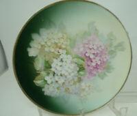 "THOMAS SEVRIS 10"" Decorative Plate Bavaria Hand Painted"
