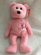 """TY BEANIE BABY  """"MUM""""  MAY 13, 2001 CELEBRATING MOTHERS DAY-MWMT PLUS PROTECTOR"""