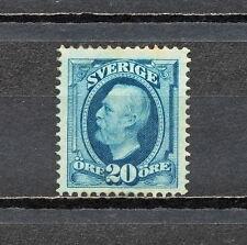 NNBP 067 SWEDEN 1896 MNG