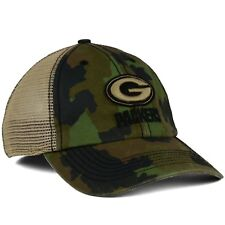 🏈  Green Bay Packers '47 Brand L/XL Barge Camo Relaxed Fitted Cap Hat SOLD OUT