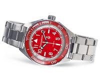Vostok Komandirskie 2415/650840 Watch Automatic Mens Military Russian Watch