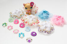 15 Mixed ❤️ Accessories Skirts, Necklaces & Headbands For LPS Littlest Pet Shop