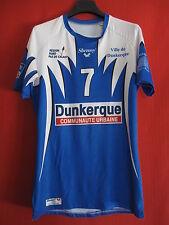 Maillot Volley Ball Dunkerque Porté n° 7 Shemsy Nord pas de Calais - L