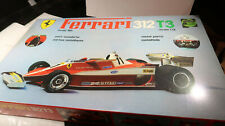 Protar UNUSED BOXED 1:12 Ferrari 312 T3 Model Kit