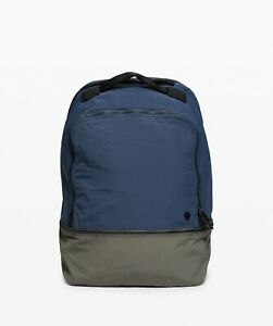Lululemon City Adventurer Backpack 2 17L - Colour blue - BRAND NEW WITH TAGS