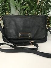 b035c5517412 Marc By Marc Jacobs Cross Body Shoulder Bag Black Leather  Too Hot To  Handle