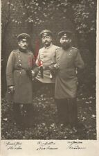 22133/ Originalfoto 9x13cm, Deutsche Offiziere, Belgien 1914
