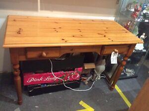 Pine Hall/Dressing Table