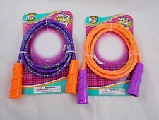 Jakks Maui Jump Rope Lot of 2 7 Feet Long