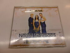 Cd   Noble Savages feat.  Tobi Schlegl  ‎– Can We Talk