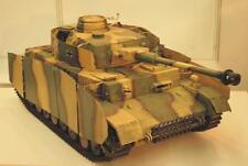 Panzer IV Esegui. H-Modello Kit 1:6 in metallo sd.kfz.161 CARRI ARMATI CARRO LOTTA