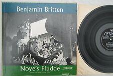 Noyes Fludde  Benjamin Britten LP London 5697 MONO EX IMPORT