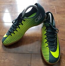 NIKE Mercurial Victory VI CR7 IC Indoor Football Soccer Sneakers Shoes Sz 9