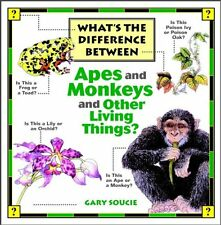 Whats the Difference Between...Apes and Monkeys a