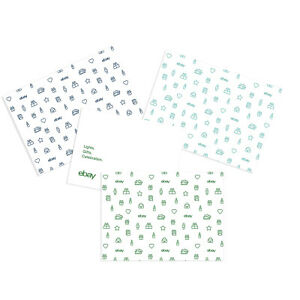 NEW PRODUCT Holiday Thank You Cards – Teal, Blue and Green