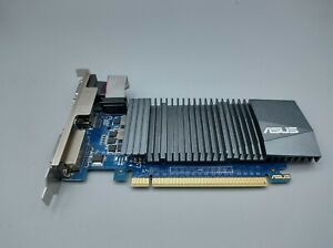 ASUS NVIDIA GeForce GT 710 2GB GDDR5 Graphics Card video low profile pcie hdmi