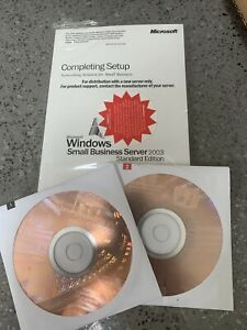 Windows Small Business Server SBS 2003 Edition