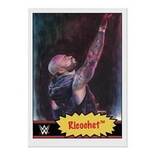 Wrestling Topps WWE Living Set - Card 30 - Ricochet
