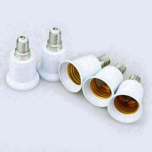 E14 to E27 Light Socket Plug Holder Adapter Converter Bulb Lamp Socket Holder