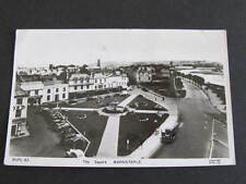 The Square Barnstaple postally used UK Postcard