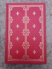 Franklin Library Pride And Prejudice Jane Austen Leatherette Gilt (1980)