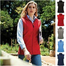 Womens Regatta Bodywarmer Gilet Body Warmer Fleece Ladies Fit Size 8-20 Free PnP