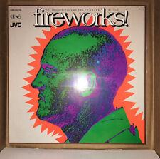 Various - FIREWORKS! JVC PRESENTS SPECTACULAR Sound CD-4 — 🇯🇵 Japanese Quad!!