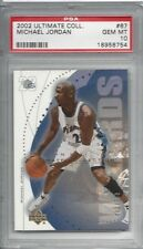 pop 5 - 2002 Ultimate Collection #67 Michael JORDAN PSA 10+++ 462/750 RARE