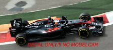 "decal McLaren MP4-30 2015 Button Alonso Russin GP ""JTP"" 1/43 F1 spark minichamps"