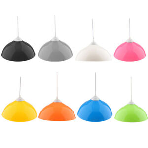 Pair Basic Chandelier Lampshade Ceiling Light Shade Cover Pendant Light Fixture