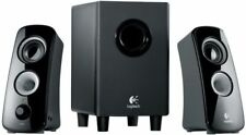 Logitech Z323 2.1-CH PC multimedia Speaker System (IL/RT5-980-000354-UA)