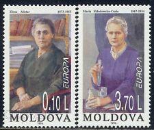 1996 CURIE,Marie Sklodowska Curie,Nobel Prize,Chemistry,Alistar,Moldova,210,MNH