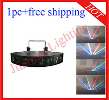 1pc 8*3W RGBW Led 8 Head Beam Light Stage Effect Light Disco Light Free Shipping