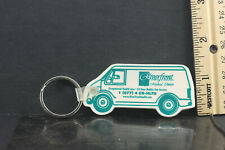 Key Ring - Riverfront Medical Center Mobile Van Service - Keychain - Used B410