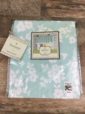 """Mary Jane's Home Multi Cypress Valance 80""""x15"""" Spring Blooms Farmhouse NEW"""