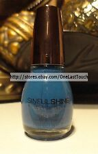 SINFUL SHINE w/Gel Tech #1222 BREAK AWAY Nail Polish/Color ULTIMATE GLOSS New