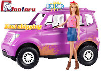 🌟Barbie🌟Estate Sweet Orchard Farm Barbie Doll And Purple Vehicle Brand New Toy