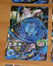 DRAGON BALL Z GT DBZ DBS HEROES CARD PRISM HOLO CARTE SH3-CP7 CP SR JAPAN NM