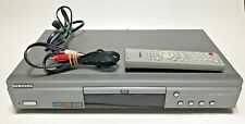 Samsung DVD-S222 DVD CD MP3 Player Phantom Surround w/ Remote Tested and Works
