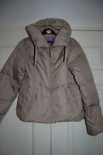 New S Trespass 30% Feather & 70% Down Filled Padded Winter Jacket Coat High Neck