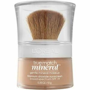 L'Oreal Paris Makeup True Match Loose Powder Mineral Foundation,